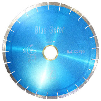 disco blue gator cutting blade