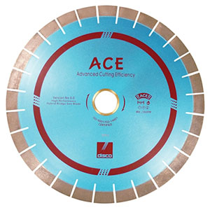Disco ACE Bridge Saw