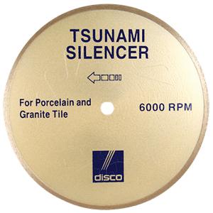Tsunami Silencer