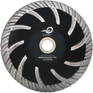 cyclone contour blade