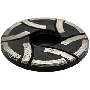 cyclone flat resin cup wheels - stone fabrication tools