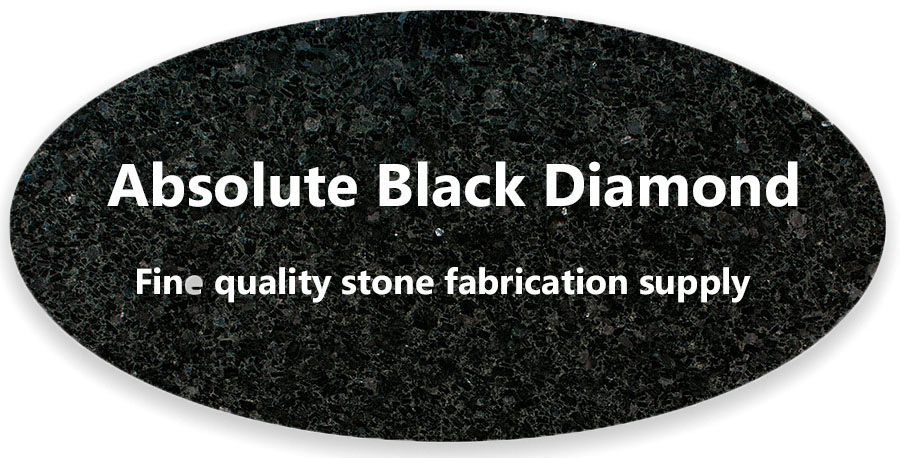 Absolute Black Diamond - Stone fabrication Supply