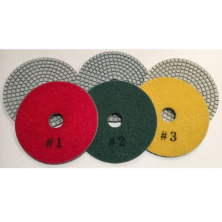 ABD Premium 3STEP Polishing Pads