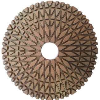 "Dongsin Cuatro 4"" Wet Polishing Pad"