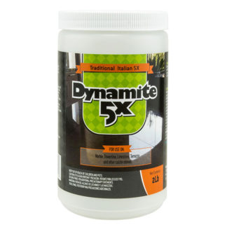 Easy Stone Care Dynamite 5X Polishing Powder