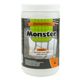 Easy Stone Care Monster Polishing Powder