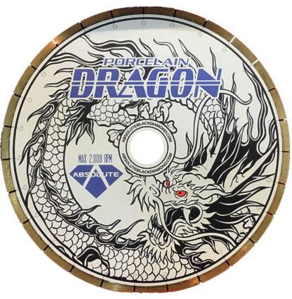 ABD Porcelain Dragon Bridge Saw Blade