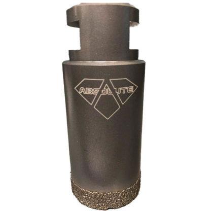 Absolute Black Diamond Vac Brazed Core Bit