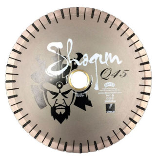 Shogun Q45 Quartzite Bridge Saw Blade