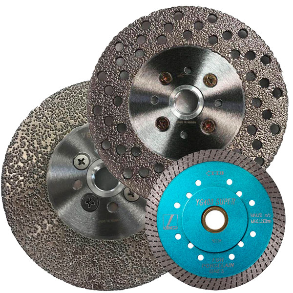 Tile Cutting Blades for Stone Materials