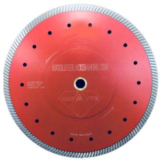 Red moon dry tile blade 10""