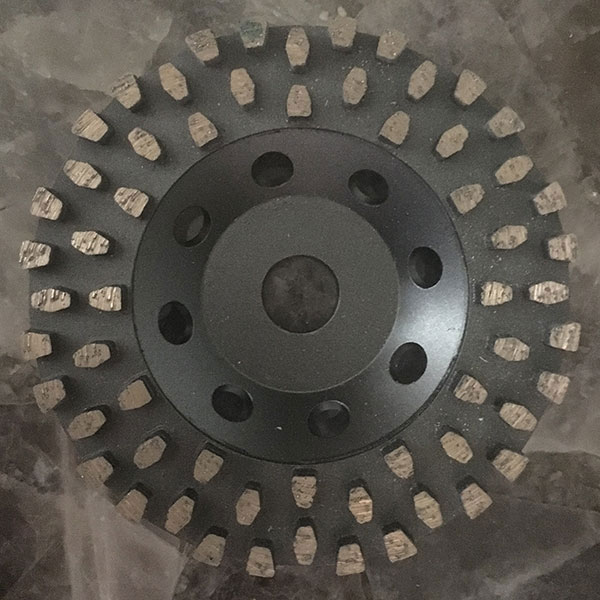 Absolute Black Diamond Concrete Grinding Wheel Absolute
