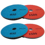 Absolute Black Diamond Super Pop Hybrid Polishing Pads