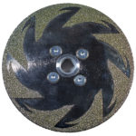 Dragons Tooth Marble Cutting Blade