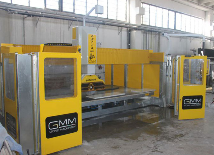 GMM Bridge Saws